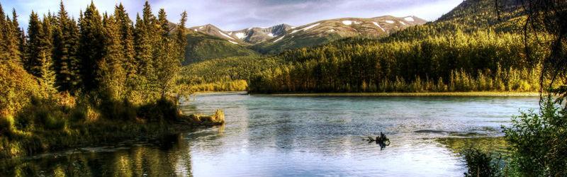 Alaska's Kenai River
