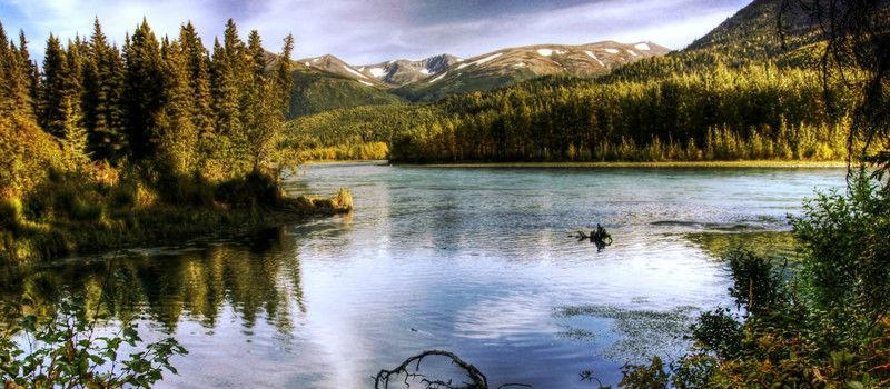 Alaska Kenai River