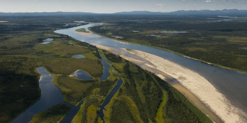 Alaska's Kobuk River